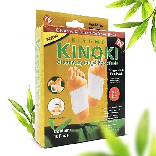 Kinoki detox foot pads - Pack of 15 (10 pads)