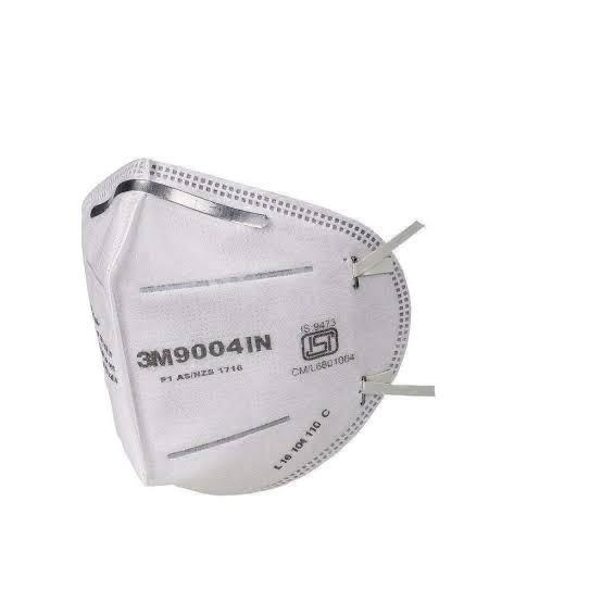 3M 9004IN Particle Respirator Mask (PACK OF 30PC)