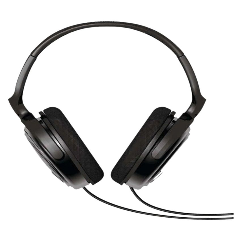 Philips SHP2000 Over Ear Wired Without Mic Headphone- Black