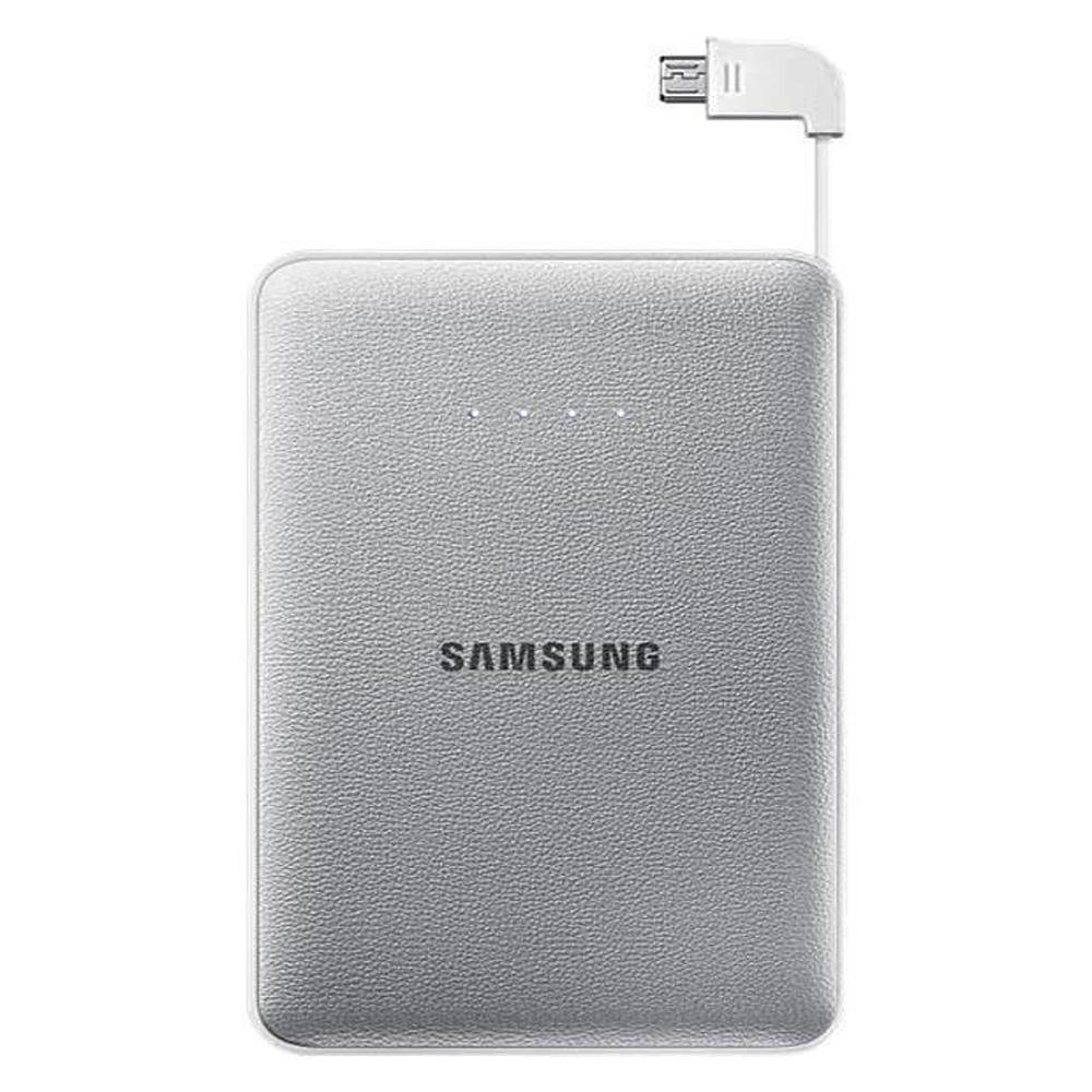 Samsung Power Bank EB-PN915BSEGIN USB Portable Power Supply 11300 mAh (Silver)
