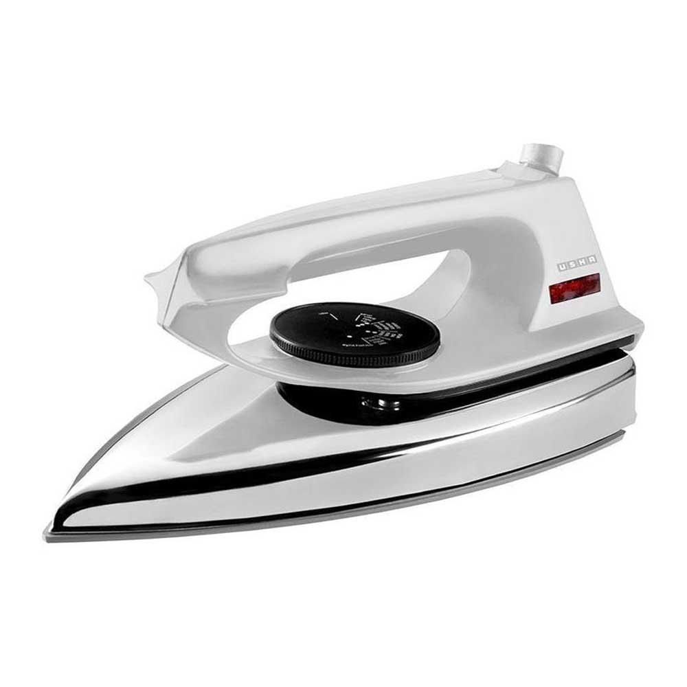 USHA EI 2802 WHITE Dry Iron White
