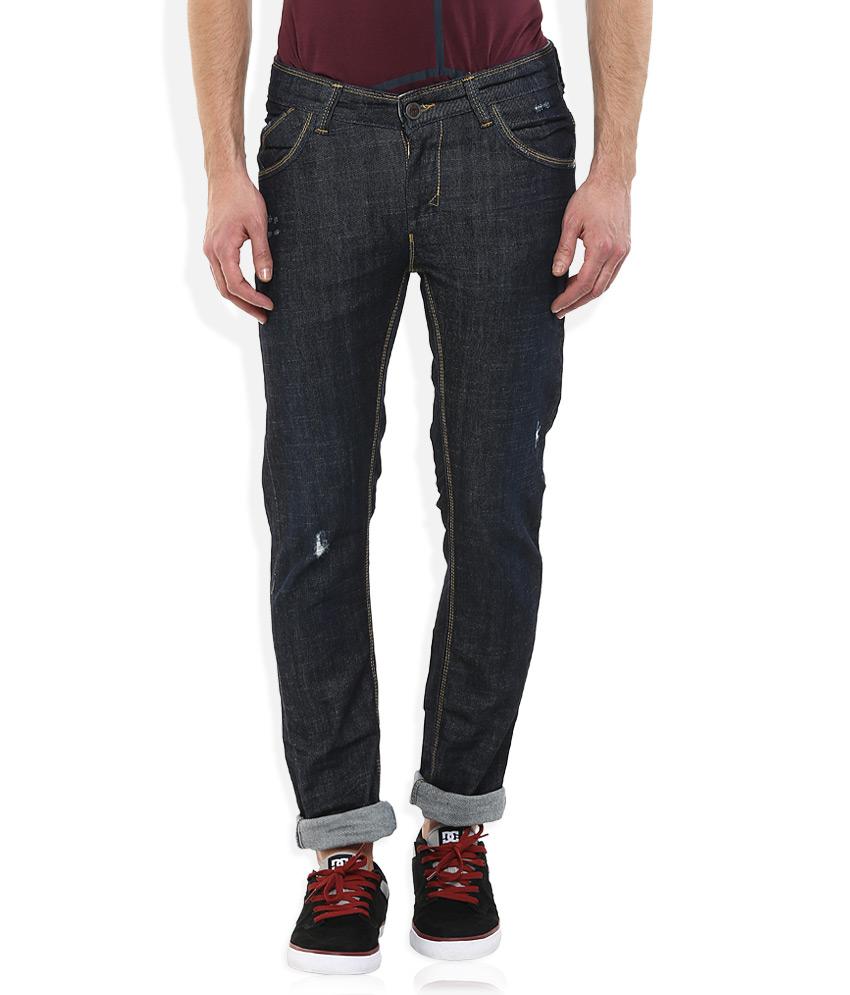 Seasons Navy Slim Fit Jeans
