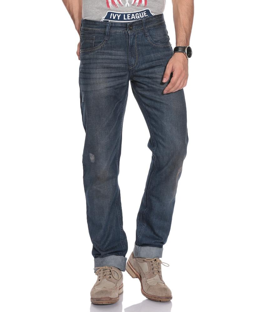 Seasons Players Navy Slim Jeans