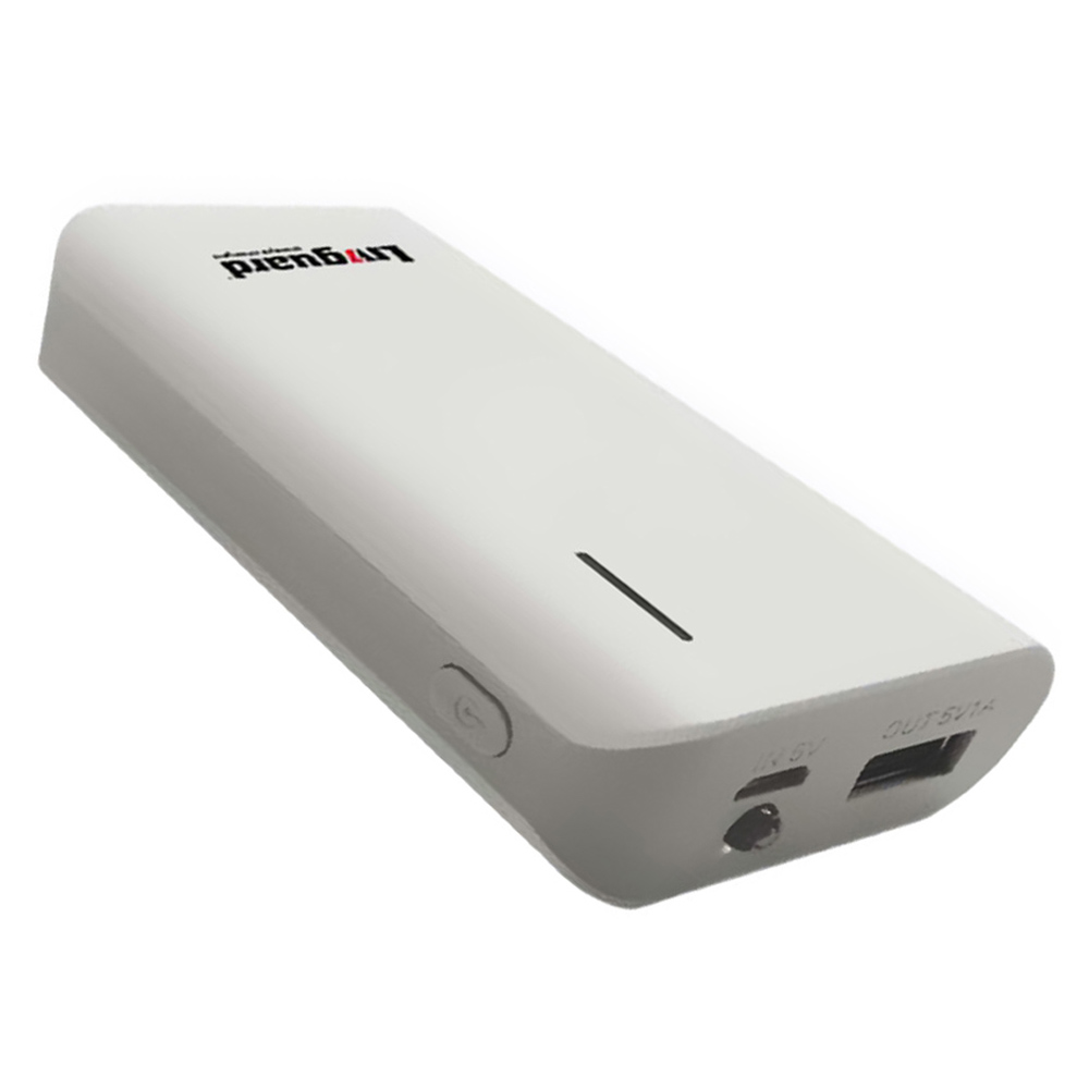 Livguard SB52 BIS Certified 5200 mAh Power Bank - White