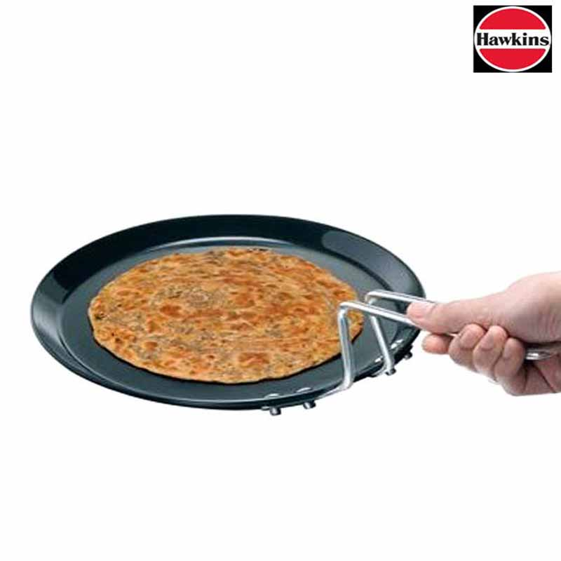 Hawkins Flat Tawa Griddle With Stay Cool Handle