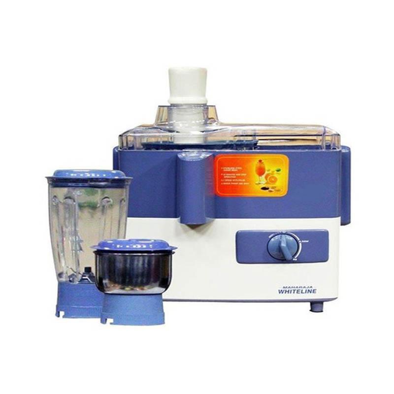 maharaja whiteline jx 207a Juicer Mixer Grinder Blue