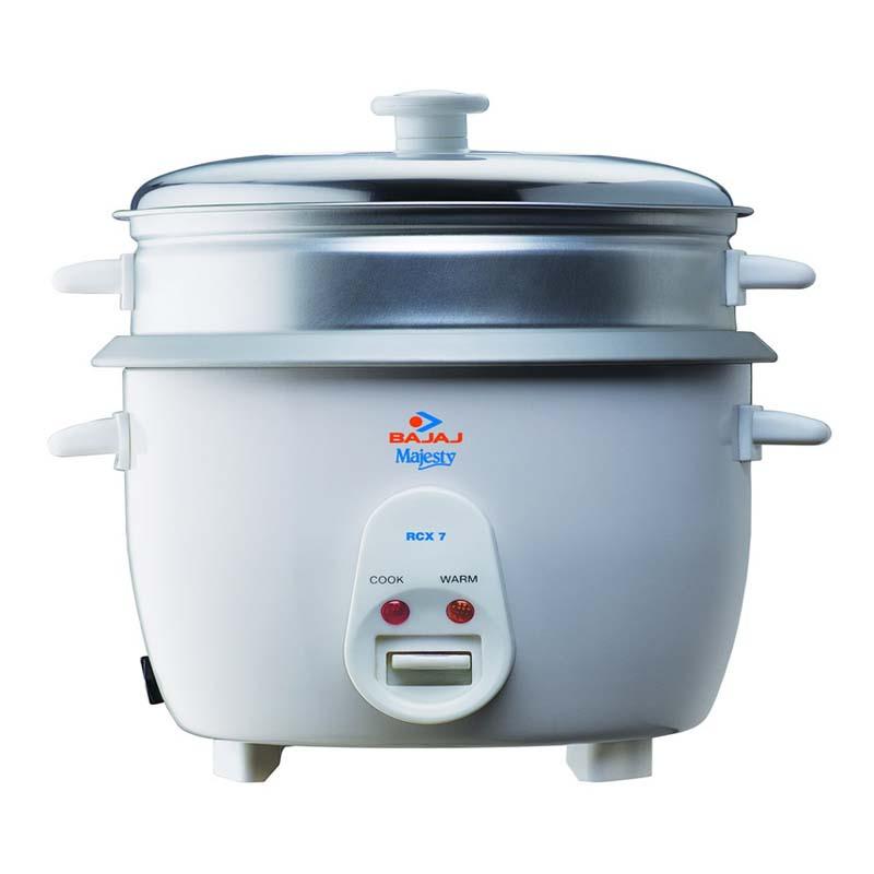 Bajaj 1.8 Ltr RCX7 Rice Cooker