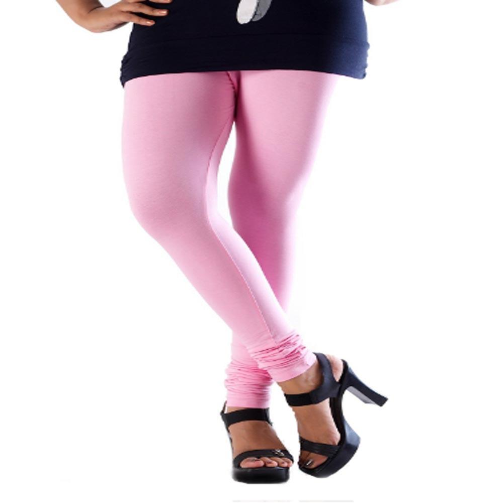 Plain Dark Pink Leggings