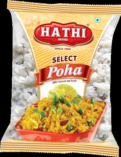 Hathi Poha