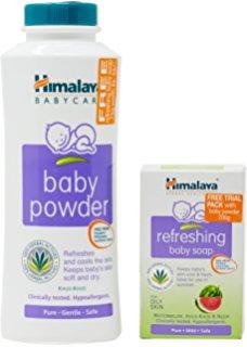 Himalaya Baby Care Powder